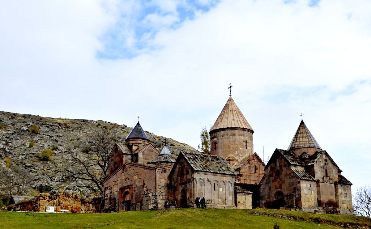 """GOSHAVANK"" HISTORICAL-ARCHITECTURAL RESERVATION"