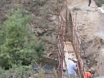 Գառնիի կամուրջը շահագործման կհանձնվի աշնանը