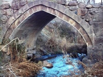 Վտանգված է Արտավանի կամուրջը