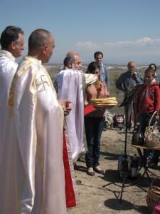 Սուրբ  Զատիկի տոնը նշվել է «Մեծամոր»-ում