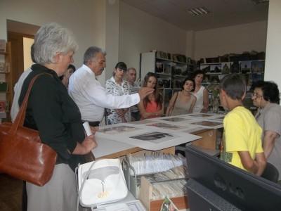Գյումրիում բացվել է Հայաստանի հուշարձանների    լուսանկարների ցուցահանդես