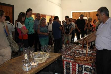 Եվրոպացիները հյուրընկալվել են Նորավանքում
