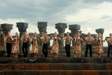 «Զվարթոցում» ներկայացվել է  «Ժողովրդական պարերի խորին խորհուրդը» կրթամշակութային ծրագիրը