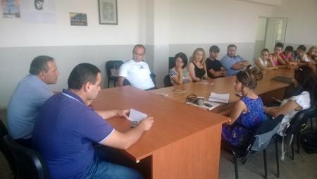 Ճանաչենք ու պահպանենք  մեր հուշարձանները. հանդիպում  Արմավիրի  մարզի  երիտասարդ  ՀՀԿ-ականների  հետ