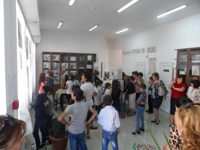 Արևմտյան  Հայաստանի  հուշարձանների  լուսանկարների ցուցահանդես  Արմավիրում