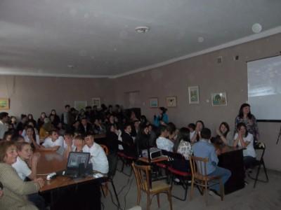 Մրցույթ-վիկտորինա Գեղարքունիքի մարզում