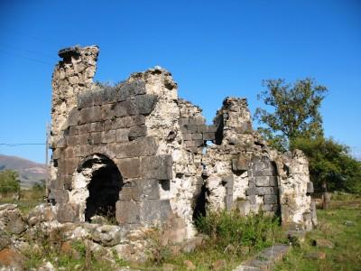 Եկեղեցի  Գտեվանք  (պետ. ցուցակ N 5.57.8, 6-րդ դար, գ.Կուրթան)