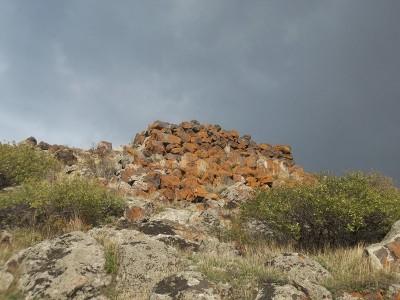 Թեյշեբանինի ամրոց