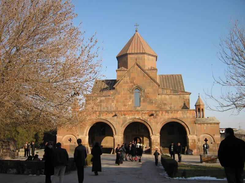 ԵԿԵՂԵՑԻ Ս. ԳԱՅԱՆԵ