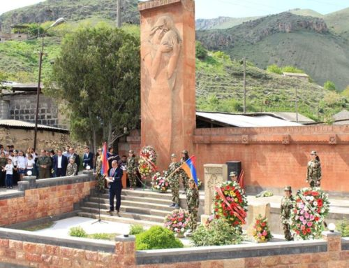 EVENT DEDICATED TO ARENI VICTORIES