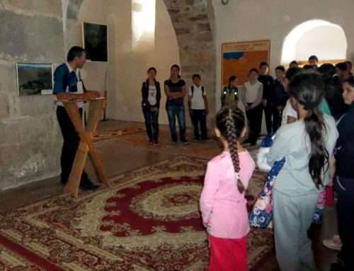 EUROPEAN HERITAGE DAYS IN VAYOC  DZOR REGION
