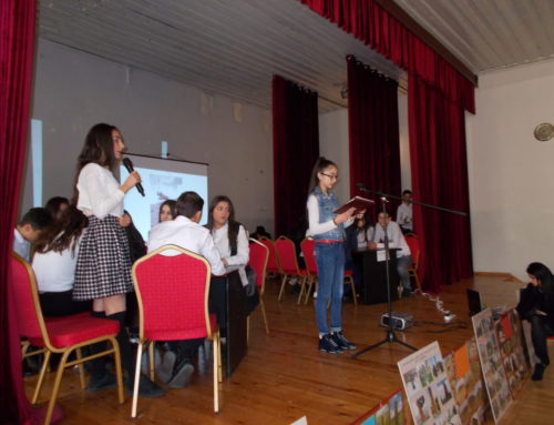 A COMPETITION WAS ORGANIZED DEVOTED TO THE HISTORICAL-CULTURAL VALUES OF KOTAYQ REGION