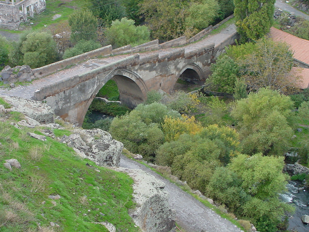 THE SECRET OF ASHTARAK BRIDGE'S DURABILITY