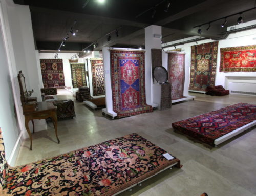 CARPETS MUSEUM IN SHUSHI