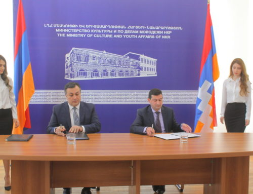 "S. SHAHVERDYAN. ""WE ARE PLANNING TO IMPLEMENT RESTORATION WORKS IN THE TERRITORIES OF THE FORTRESS OF ASKERAN AND GTCHAVANQ"""
