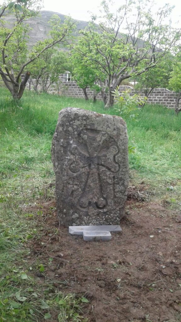 "IMPLEMENTING ""NEW LIFE TO KHACHKARS"" PROGRAM"