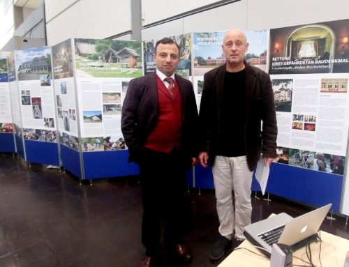 CONFERENCES DEDICATED TO EUROPEAN HERITAGE HELD IN GERMANY