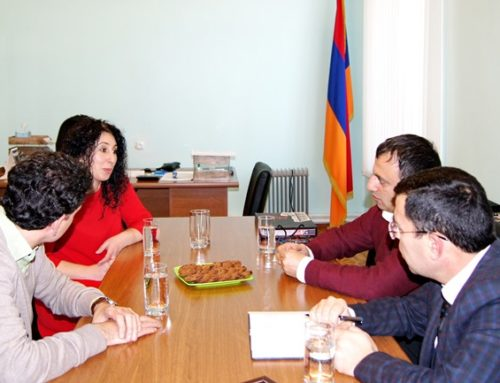 ACTIVATION OF COOPERATION IN THE MONUMENTS PROTECTION SPHERE OF ARTSAKH AND ARMENIA