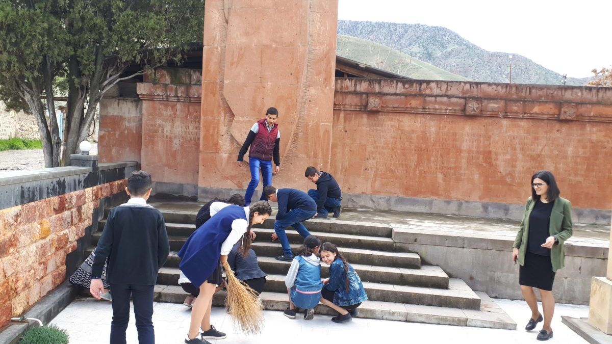 (Armenian) ՎԱՅՈՑ ՁՈՐԻ ՄԱՐԶՈՒՄ 60-ԻՑ ԱՎԵԼԻ ՀՈՒՇԱՐՁԱՆ Է ՄԱՔՐՎԵԼ