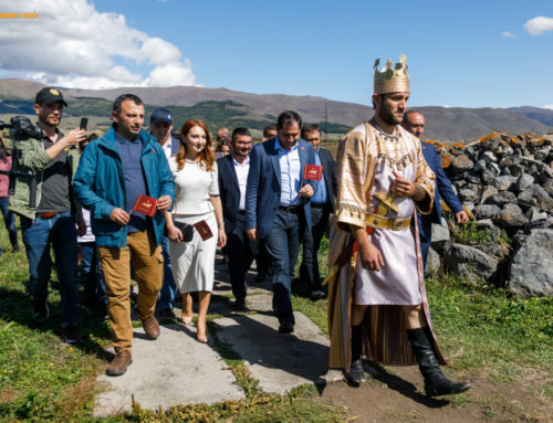 FESTIVAL DEDICATED TO BAGRATUNI HERITAGE AT LORI FORTRESS